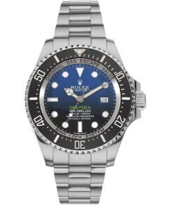 Rolex Deepsea 116660 D-Blue 44mm Ceramic Steel Sea Dweller
