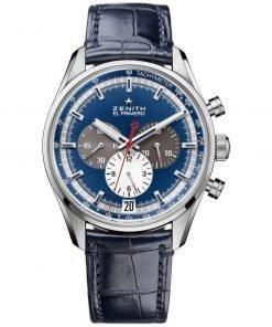 Zenith Chronomaster El Primero 42mm Mens Watch 03.2040.400/53.c700