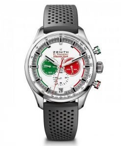 ZENITH Stratos Team Chronograph Watch 03.2521.400/07.R576