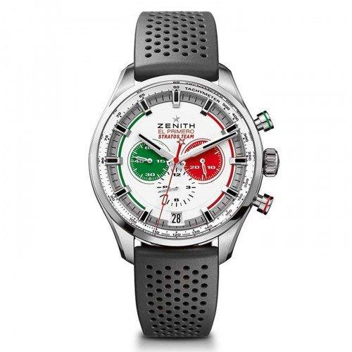 ZENITH Stratos Team Chronograph Watch 03.2521.400/07.R576