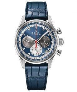 Zenith Chronomaster El Primero 38mm Mens Watch 03.2150.400/53.c700