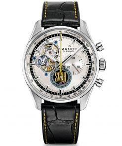 ZENITH El Primero Chronomaster 1969 - SVRA Chronograph Automatic Watch 03.20411.4061/07.C776