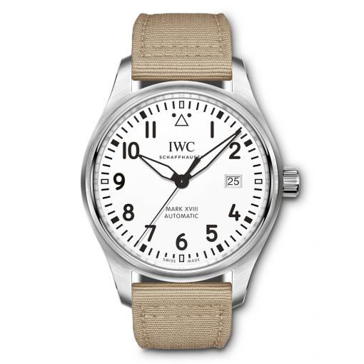 IWC Pilot's Mark XVIII Automatic Watch IW327017