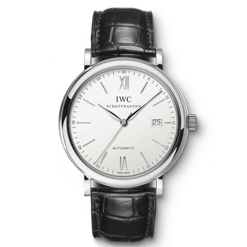 IWC Portofino Automatic Silver Dial Watch IW356501