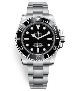 Rolex 114060 Oyster Perpetual Submariner Mens Watch