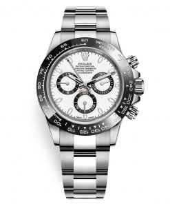Rolex Cosmograph Daytona 116500LN White Stainless Steel Mens Watch