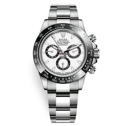 Rolex Cosmograph Daytona 116500LN White Stainless Steel Mens Watch