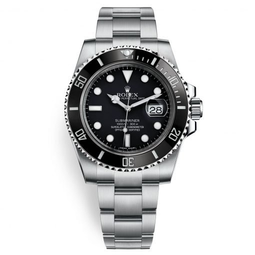 Rolex 116610LN Submariner Oyster Perpetual Date Mens Watch