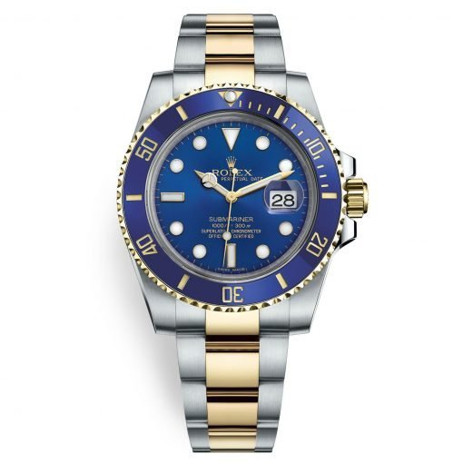 Rolex Submariner 116613LB Oyster Perpetual Date Mens Watch