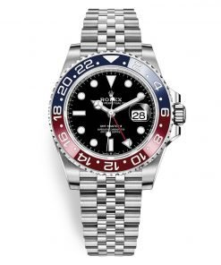 Rolex GMT 126710blro Master II Mens Watch