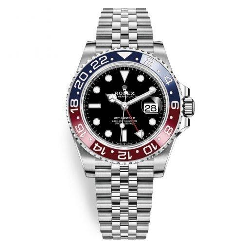 Rolex GMT 126710blro Master II Mens Watch
