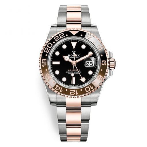 Rolex GMT 126715chnr Master II Mens Watch