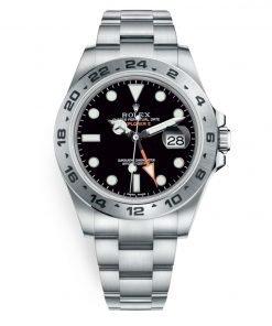 Rolex Explorer II 216570 Black 42mm Men's Watch