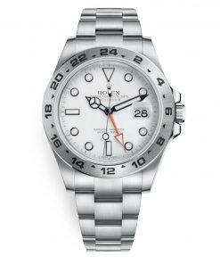 Rolex Explorer II 216570 White 42mm Men's Watch
