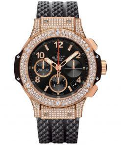 Hublot Big Bang Chronograph 41mm Midsize Watch 341.px.130.rx.174
