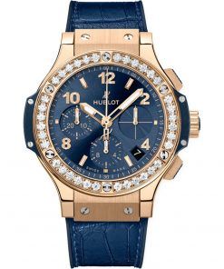 Hublot Big Bang Chronograph 41mm Midsize Watch 341.px.7180.lr.1204