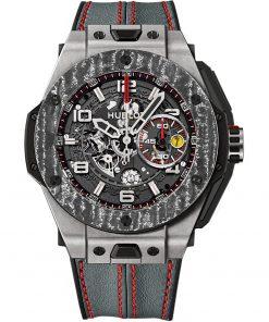 Hublot Big Bang UNICO Ferrari 45mm Mens Watch 401.nj.0123.vr