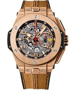 Hublot Big Bang UNICO Ferrari 45mm Mens Watch 401.ox.0123.vr