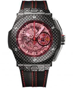 Hublot Big Bang UNICO Ferrari 45mm Mens Watch 401.qx.0123.vr