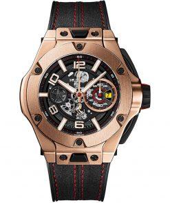 Hublot Big Bang UNICO Ferrari 45mm Mens Watch 402.ox.0138.wr