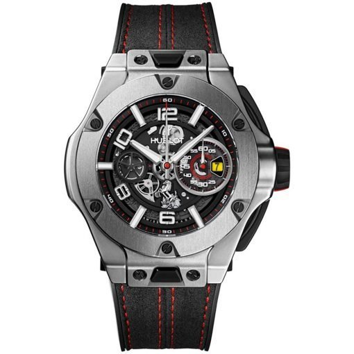 Hublot Big Bang UNICO Ferrari 45mm Mens Watch 402.nx.0123.wr