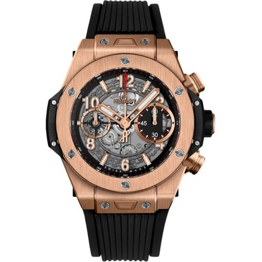 Hublot Big Bang UNICO 42mm Midsize Watch 441.ox.1180.rx