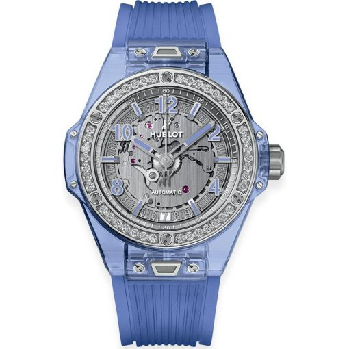 Hublot Big Bang One Click 39mm Ladies Watch 465.jl.4802.rt.1204