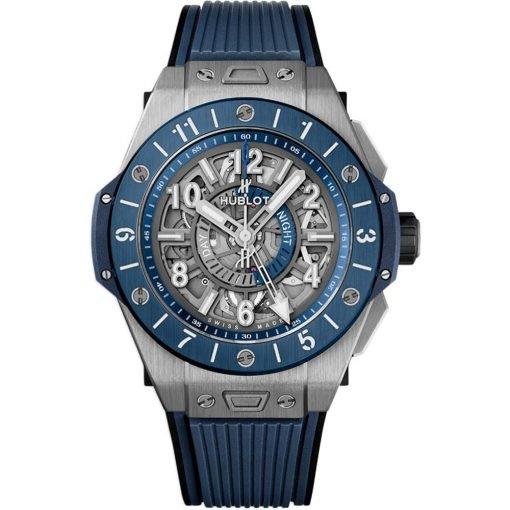 Hublot Big Bang Unico GMT 45mm Mens Watch 471.nl.7112.rx