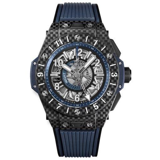 Hublot Big Bang Unico GMT 45mm Mens Watch 471.qx.7127.rx