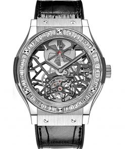 Hublot Classic Fusion Tourbillon 45mm Mens Watch 505.nx.0170.lr.1904
