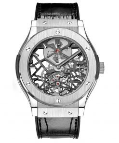 Hublot Classic Fusion Tourbillon 45mm Mens Watch 505.nx.0170.lr