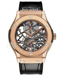 Hublot Classic Fusion Tourbillon 45mm Mens Watch 505.ox.0180.lr