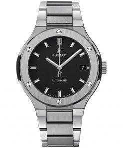 Hublot Classic Fusion Automatic 38mm Midsize Watch 568.nx.1170.nx