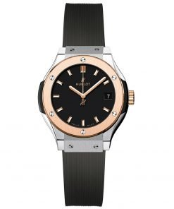 Hublot Classic Fusion Quartz 33mm Ladies Watch 581.no.1181.rx