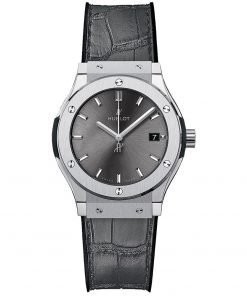 Hublot Classic Fusion Quartz 33mm Ladies Watch 581.nx.7071.lr