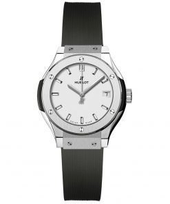 Hublot Classic Fusion Quartz 33mm Ladies Watch 581.nx.2611.rx