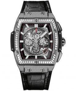 Hublot Spirit Of Big Bang Chronograph 45mm Mens Watch 601.nx.0173.lr.0904