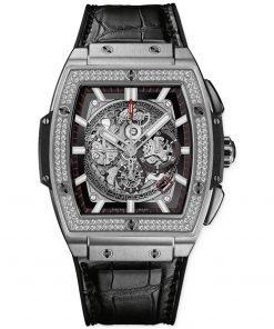Hublot Spirit Of Big Bang Chronograph 45mm Mens Watch 601.nx.0173.lr.1104