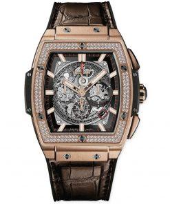 Hublot Spirit Of Big Bang Chronograph 45mm Mens Watch 601.OX.0183.LR.1104