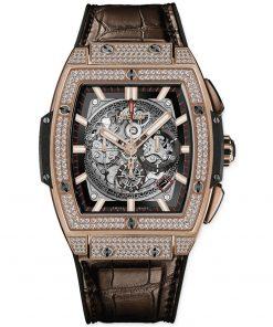 Hublot Spirit Of Big Bang Chronograph 45mm Mens Watch 601.ox.0183.lr.1704