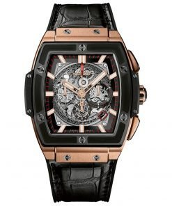 Hublot Spirit Of Big Bang Chronograph 45mm Mens Watch 601.om.0183.lr