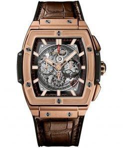 Hublot Spirit Of Big Bang Chronograph 45mm Mens Watch 601.ox.0183.lr