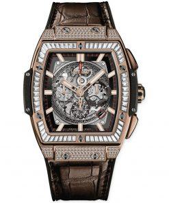 Hublot Spirit Of Big Bang Chronograph 45mm Mens Watch 601.ox.0183.lr.0904