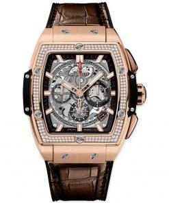 Hublot Spirit Of Big Bang Chronograph 42mm Mens Watch 641.ox.0183.lr.1104