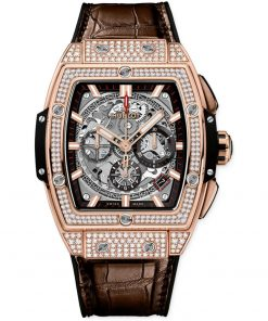 Hublot Spirit Of Big Bang Chronograph 42mm Mens Watch 641.ox.0183.lr.1704