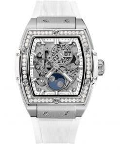 Hublot Spirit Of Big Bang Moonphase 42mm Mens Watch 647.NE.2070.RW.1204