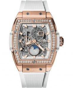 Hublot Spirit Of Big Bang Moonphase 42mm Mens Watch 647.oe.2080.rw.1204