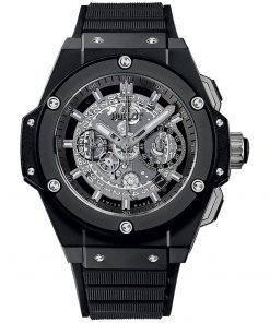 Hublot King Power UNICO Chronograph 48mm Mens Watch 701.ci.0170.rx Black Magic