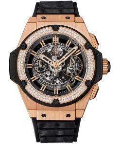 Hublot King Power UNICO Chronograph 48mm Mens Watch 701.ox.0180.rx.1104