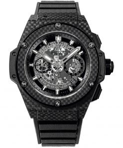 Hublot King Power UNICO Chronograph 48mm Mens Watch 701.qx.0140.rx All Carbon
